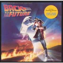 Back to the Future [CD]