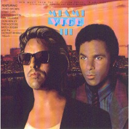 Miami Vice III [CD]