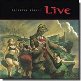 Throwing Copper [CD]