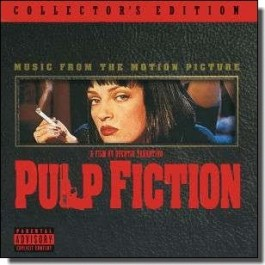 Pulp Fiction [Collector's edition] [CD]