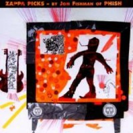 Zappa Picks by Jon Fishma [CD]