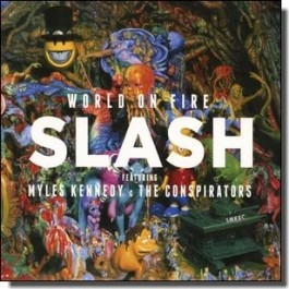 World On Fire [CD]