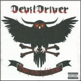 Pray for Villains [CD]