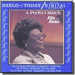 A Perfect Match - Ella and Basie [CD]
