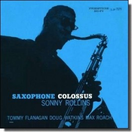 Saxophone Colossus [CD]