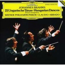 Hungarian Dances [CD]