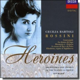Rossini-Heroines [CD]