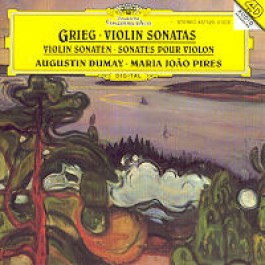 Sonatas for Violin and Piano [CD]
