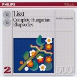 Complete Hungarian Rhapsodies [2CD]