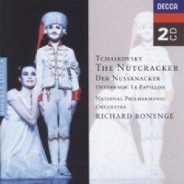 Tchaikovsky: The Nutcracker / Offenbach: Le Papillon [2CD]