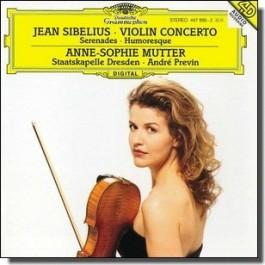 Violin Concerto [CD]