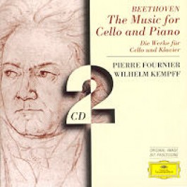 The Music for Cello and Piano [2CD]
