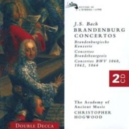 Brandenburg Concertos [2CD]