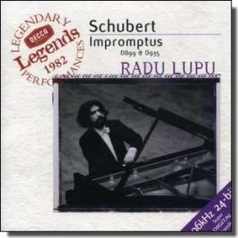 Impromptus D 899 & D 935 [CD]