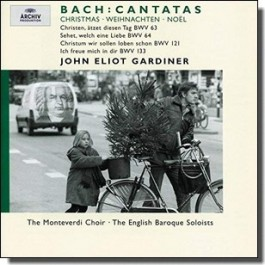 Christmas Cantatas [CD]