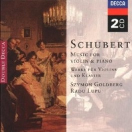 Music for Violin and Piano [2CD]