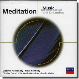 Meditation: Music For Relaxation and Dreaming [CD]
