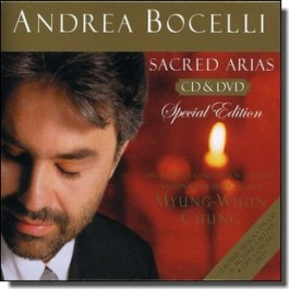 Sacred Arias [Special Edition] [CD+DVD]