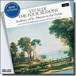 The Four Seasons [CD]