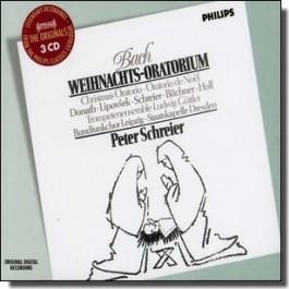Weihnachts-oratorium BWV 248 [3CD]