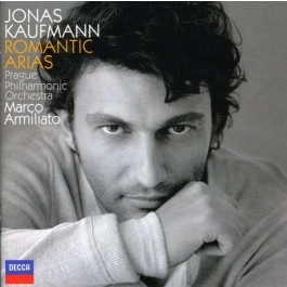 Romantic Arias [CD]
