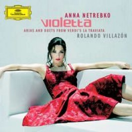 Violetta - Arias and Duets from Verdi's La Traviata [CD]