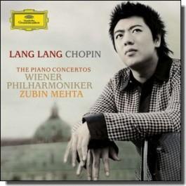 The Piano Concertos [CD]