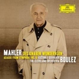 Des Knaben Wunderhorn & Adagio from Symphony No.10 [CD]