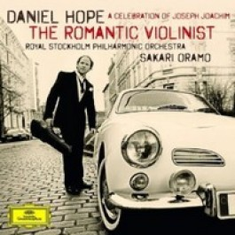 The Romantic Violinist [CD]