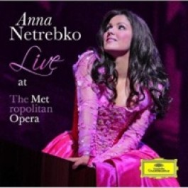 Live at the Metropolitan Opera [CD]