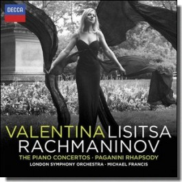 The Piano Concertos / Paganini Rhapsody [2CD]
