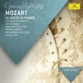 Le Nozze Di Figaro (Highlights) [CD]