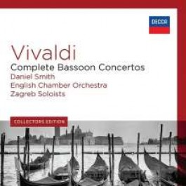 Complete Bassoon Concertos [5CD]