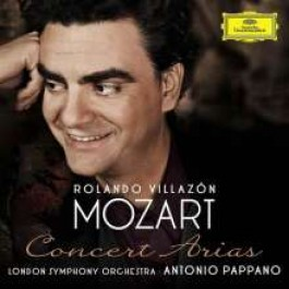 Mozart - Concrt Arias [CD]