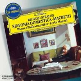 Sinfonia Domestica / Macbeth [CD]