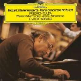 Klavierkonzerte Nr. 20 & 21 [LP]