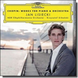 Works For Piano & Orchestra [CD]