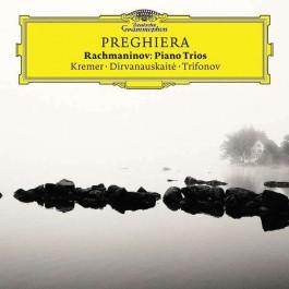 Preghiera - Rachmaninov Piano Trios [CD]