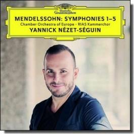 Symphonies 1-5 [Box Set] [3CD]