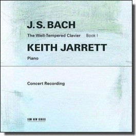 Bach: The Well-Tempered Clavier Book I [2CD]