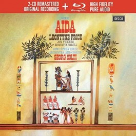 Aida [2CD+Blu-ray Audio]