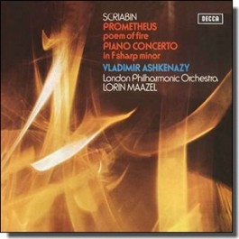 Prometheus | Piano Concerto in F sharp minor [LP]