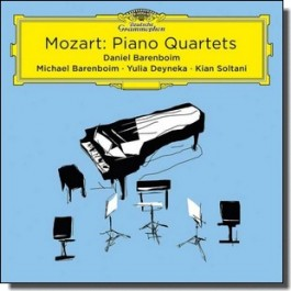 Piano Quartets (live) [CD]
