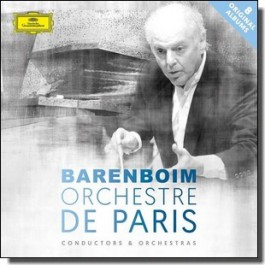 Barenboim & Orchestre de Paris [8CD]