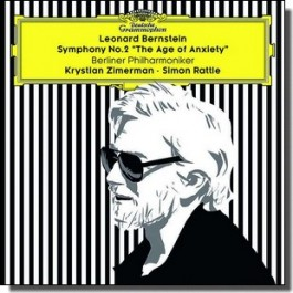 Symphony No. 2, 'The Age of Anxiety' [CD]