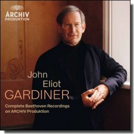 John Eliot Gardiner - The Complete Beethoven Recordings on Archiv Produktion [15CD]