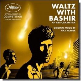 Waltz with Bashir (OST) [CD]