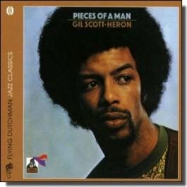 Pieces of a Man [CD]