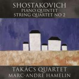 Piano Quintet / String Quartet No. 2 [CD]