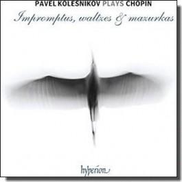 Impromptus, Waltzes & Mazurkas [CD]